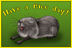 Have A Nice Day by Siobhan68