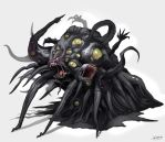 Shoggoth by el-grimlock