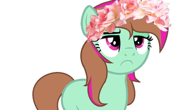 The Flower Queen by CookieBases20