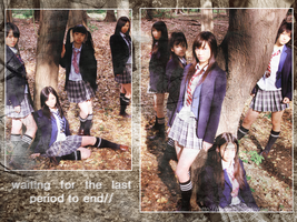 Last Period feat AKB48 by moonBliss