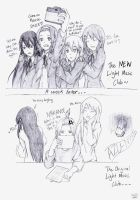 K-On Generations by MUTE-sk3tch3s