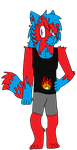 Flare - New OC by Nohrian-Scum