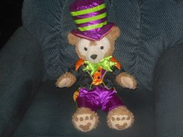 Duffy's Haunted mansion outfit by PrincessCarol