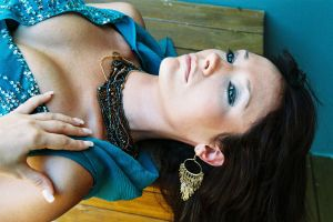 Lana 6 - Earring + Necklace by wildplaces