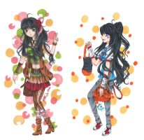 Fashion [Traditional Dump] by Lovable-Yukiko