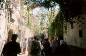 Was Damascus - near Umayyad Mosque by in2ni