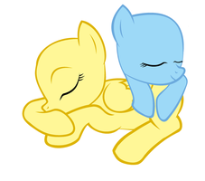 MLP Base- Sleepy Pegasi by Bases-4-Bronies