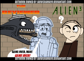 ALIEN3 REVIEW TCARD by Jarvisrama99