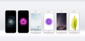 iOS 8 GM Wallpapers by JasonZigrino