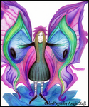 Butterfly Fairy by angiestaft
