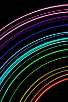 Rainbow Lightrail by creativity103