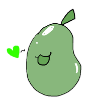 and they called it peary love~ by KittydogCrystal