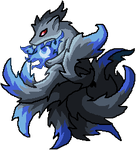 Shiny Ninetales by User-of-Shadows571