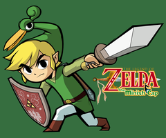 Minish Cap Promo - Link by lainsnavi