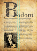 Bodoni Page Layout by SilverThornz