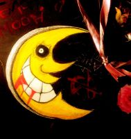 soul eater moon by Pinkhitler666