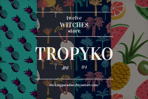 07 Tropyko.pat by 12WitchesStore