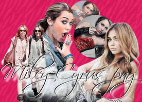 Miley Cyrus png by CrampTwins02