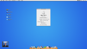 Mac OS X 10.6.3 by YaroManzarek