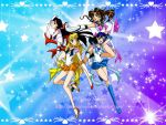 Super Senshi 4 by MissPhiMouse