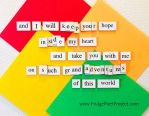 The Daily Magnet #202 by FridgePoetProject