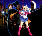 Let's Play Sailor Moon: Another Story! by ToxicStarStudio