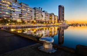 Port Melbourne by alexwise