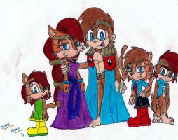 AFS: Khanally Family by Sonicemma