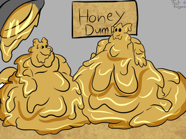 Deliciously Gooey Part 3 by marillon954