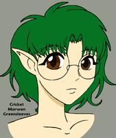 E.G.- Cricket M. Greensleeves revamp by Midniteoil-Burning