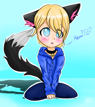 Neko Boy Request  Angemuet By Winterfrost321-d9gzn by angemuet