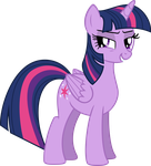 Twilight Smirk by Ambassad0r