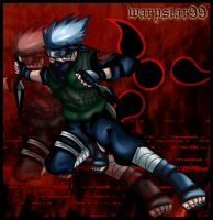 Kakashi Hatake by warpstar99