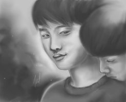 Kaisoo by ParkYongBi