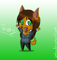 Chibi Tawny by Cethic