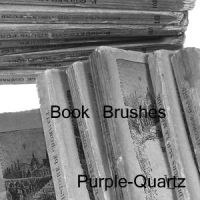 Book Brushes by Purple-Quartz-Brush