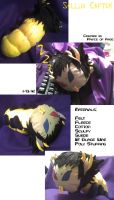 Sollux Grub Plushie by PrinceOfRage