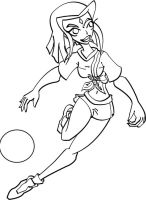 World Cup Raven Inked by Valkyrie1981
