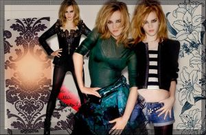 Emma Watson layout 21 by Grouve