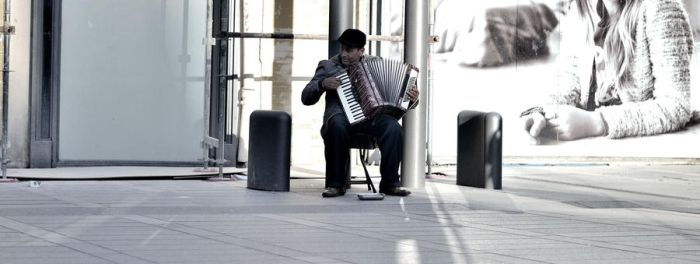 Musicien by CatchMePictures