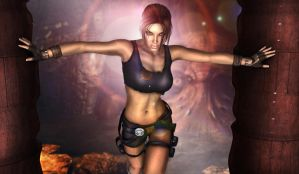 Tomb Raider Lara Croft 22 by typeATS