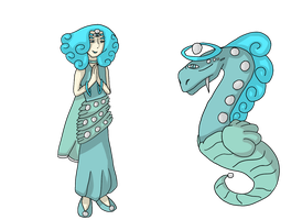 Hatched Water Egg! by pokedragonS8