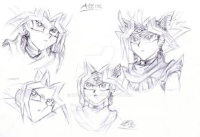 2006: Atem by Mallemagic