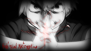 Sacrifice -- Fullmetal Alchemist Background by ChemicalColors