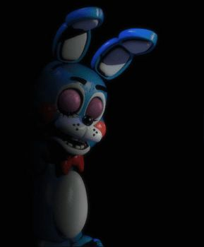 Five Nights at Freddy's 2 - NEW Bonnie? GIF by GEEKsomniac