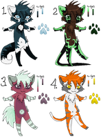 1Adoptable Set CLOSED by oCrystal