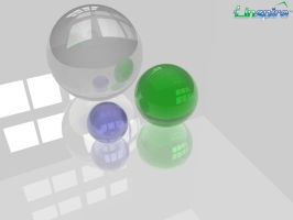 Linspire Contest Entry 1 by Jammurch
