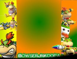 Bowser Jr Background by BowserJrOfficial