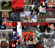 Bad Religion by combat-baby