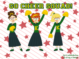 Team Spirit by MU-Cheer-Girl